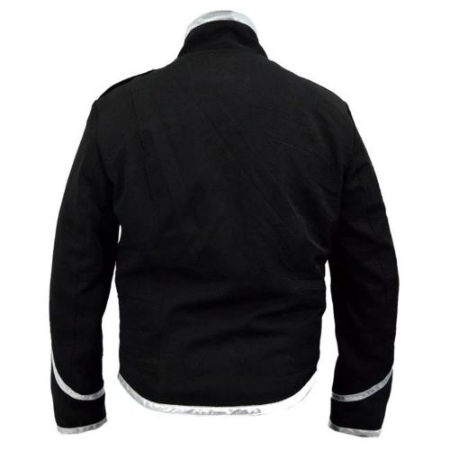 Black Parade Chemical  Cotton Jacket Western Jacket Free Shipping