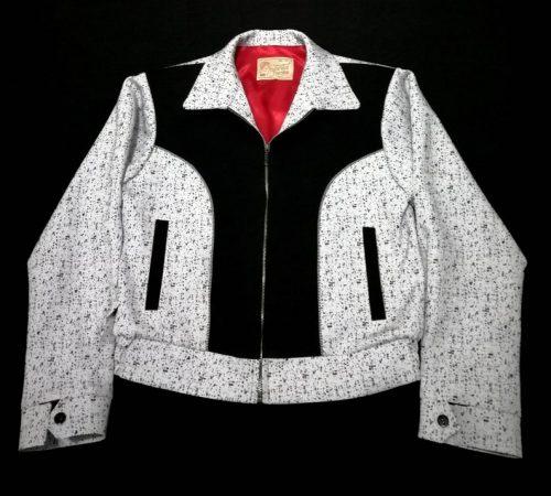 Rockabilly Western Gab Jacket Imperial Western Jacket Free Shipping