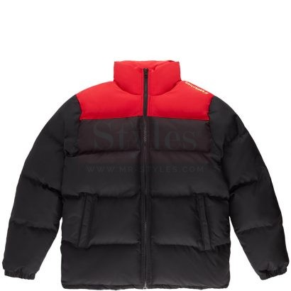 Temperatures Drop Puffer Jacket Puffer Jackets Free Shipping