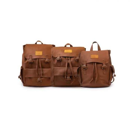 Large Leather Backpack For Women's Bags Free Shipping