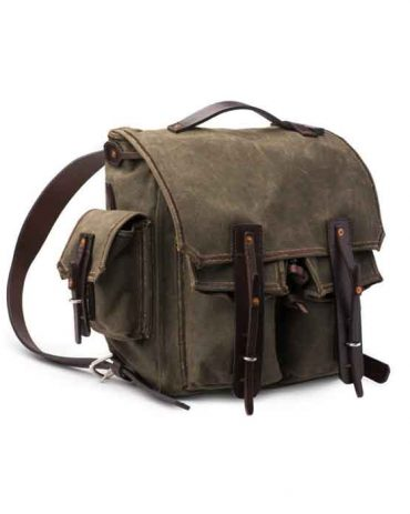 Supper Quality 5 Pocket Weatherproof Canvas Backpack 2021 Bags Free Shipping
