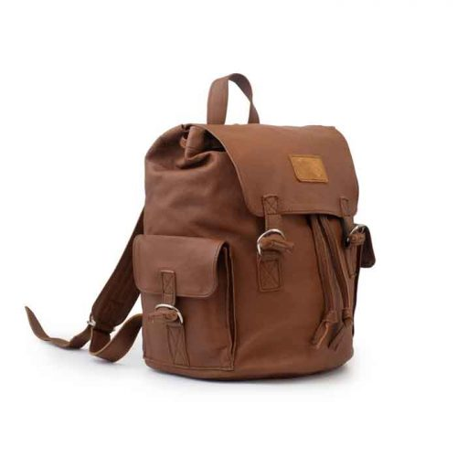 New Trendy 2021 Small Leather Backpack For Ladies Bags Free Shipping