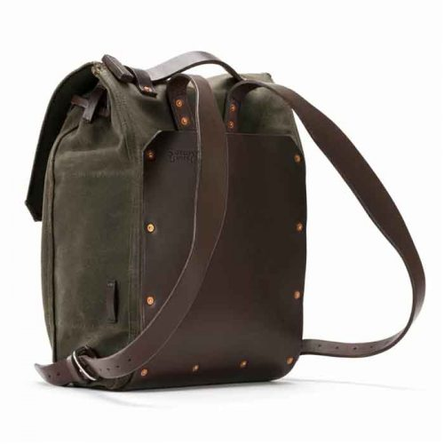 Latest Fashion Simple Weatherproof Canvas Backpack Bags Free Shipping