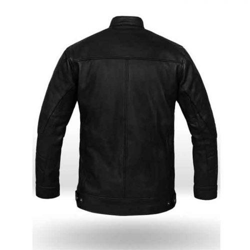 Black Elbow Stitched Style New Fashion Jacket For Men Fashion Jackets Free Shipping