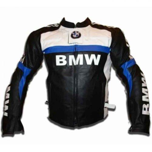 BMW RACING MOTORBIKE LEATHER JACKET Motorbike Collection Free Shipping