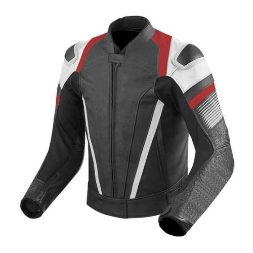 MEN MOTORBIKE LEATHER JACKETS Motorbike Collection Free Shipping