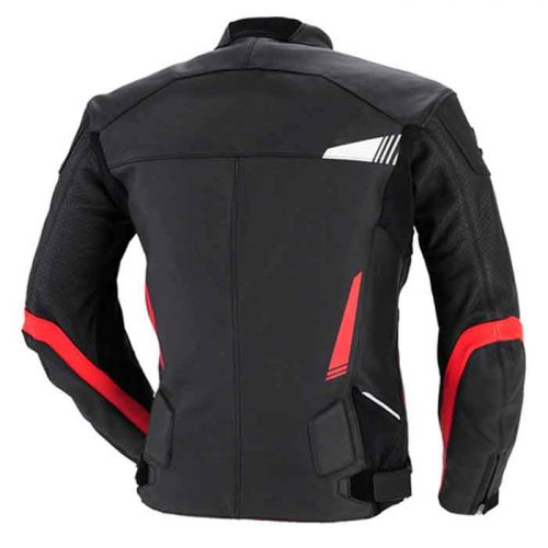 Premium Quality Motorbike Leather Jacket With Full Protection Motorbike Collection Free Shipping