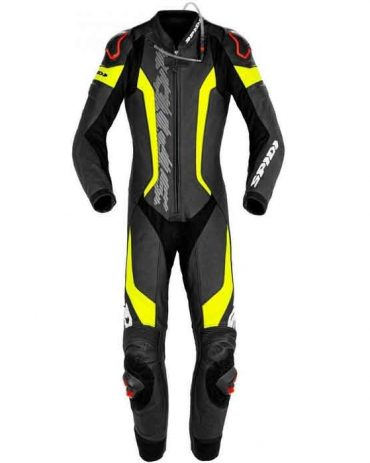 MOTOGP RACING COWHIDE SPORTS BIKERS LEATHER SUIT MotoGp Collection Free Shipping