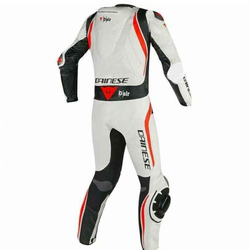 Brand New MUGELLO R White Motorbike Racing Motorcycle Leather Suits MotoGp Collection Free Shipping