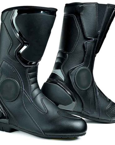 Motorbike Sports Leather Shoes MotoGp Boots Free Shipping