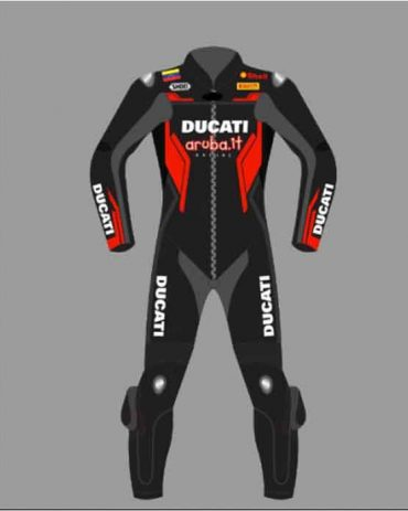 Ducati Corse Motorbike Leather Racing Motorcycle Suit 2021 Motorbike Suits Free Shipping