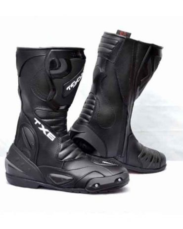 Txe Motorcycle Motorbike Sports Leather Boots -motogp racing shoes MotoGp Boots Free Shipping