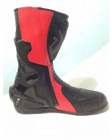 Motorcycle Motorbike-Motogp Sports Leather Racing boots MotoGp Boots Free Shipping
