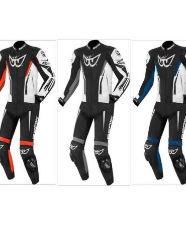 Safety Approved Motorcycle Leather Suit MotoGp Collection Free Shipping