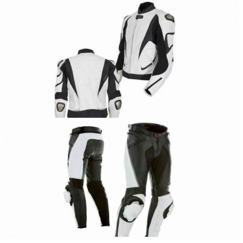 Titanium Custom made MotoGp leather racing suit MotoGp Collection Free Shipping