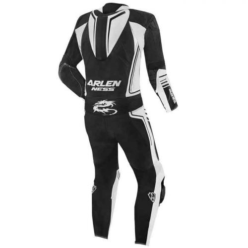One Piece Motorcycle Leather racing sport Suit Long MotoGp Collection Free Shipping