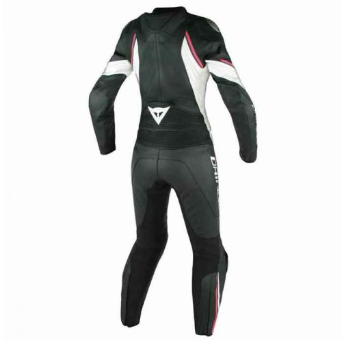 LADIES MOTOGP COWHIDE REAL LEATHER SUIT MotoGp Collection Free Shipping