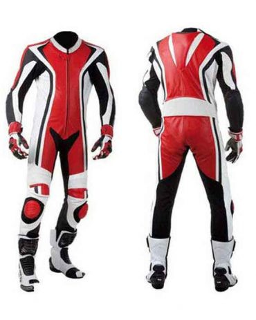 Mens Racing Motorbike Leather suit MotoGp Collection Free Shipping