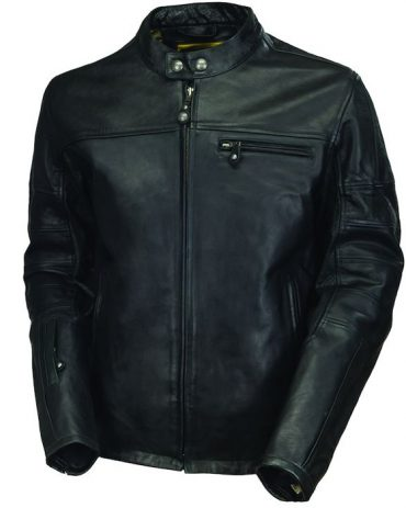 Roland Sands Ronin Leather Jacket Motorbike Jackets Free Shipping
