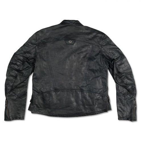 Roland Sands Ronin Leather Jacket Motorbike Collection Free Shipping