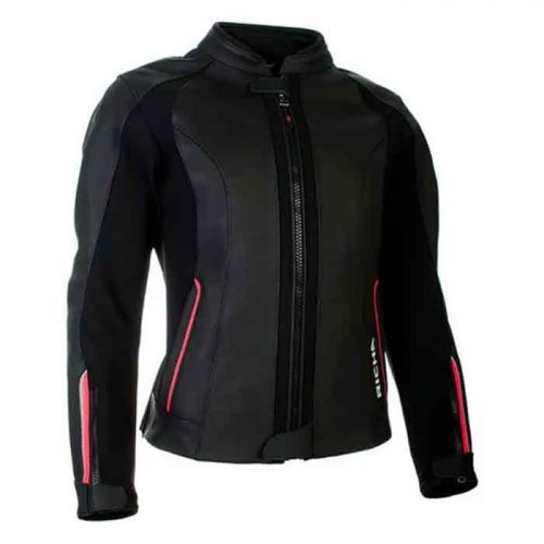 Women's Richa Nikki Motorcycle Leather Jacket Motorcycle Collection Free Shipping