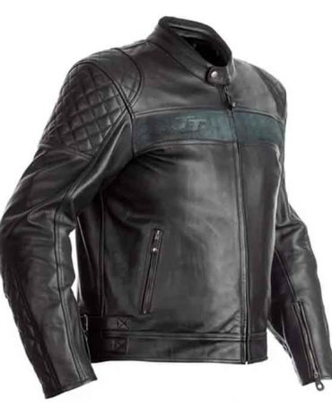 MEN'S ALPINESTARS CALIBER MOTORCYCLE LEATHER JACKET Motorcycle Collection Free Shipping