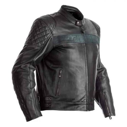 MOTORCYCLE BRANDISH CE MENS LEATHER JACKET Motorcycle Collection Free Shipping