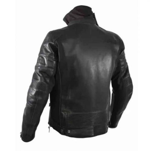 MENS WATERPROOF MOTORCYCLE LEATHER JACKET Motorcycle Collection Free Shipping