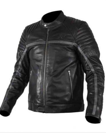 MENS RUKKA MARKHAM LEATHER JACKET Motorcycle Leather jackets Free Shipping