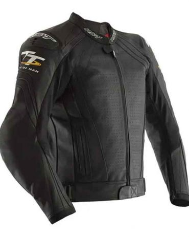 Men's Grandstand motorcycle Leather Jacket Motorcycle Collection Free Shipping