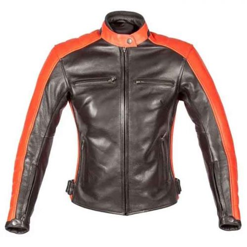 LADIES SPADA MOTORCYCLE LEATHER JACKET Motorcycle Collection Free Shipping