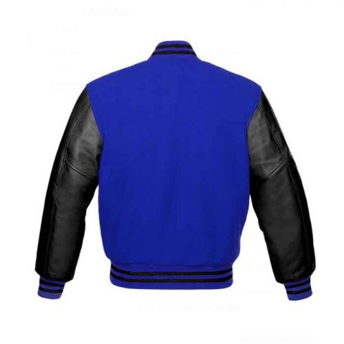 MEN'S VARSITY LEATHER JACKETS Fashion Collection Free Shipping